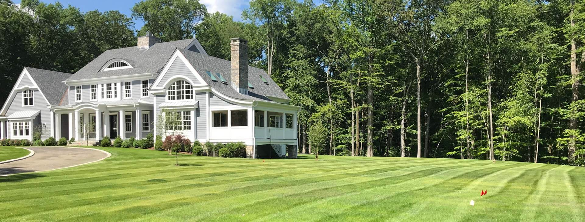 luxurious lawns